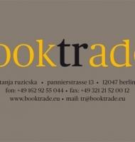 booktrade UG Visitenkarte